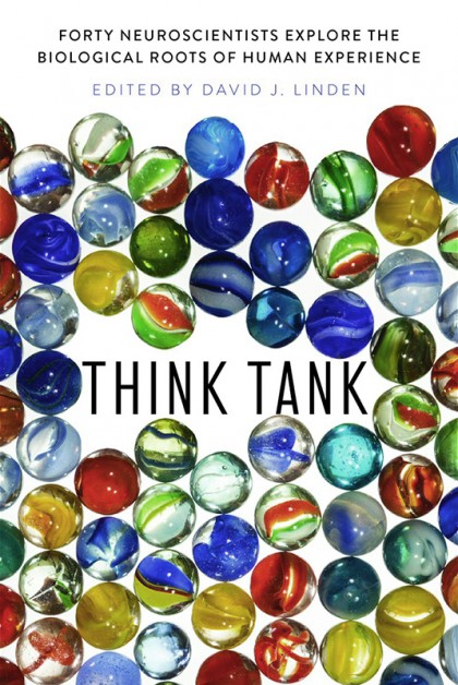 Cover for Think Tank book