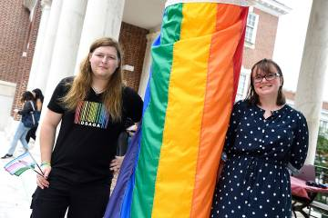 Hopkins community celebrates National Coming Out Day