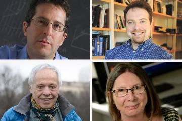Inaugural American Astronomical Society Fellows