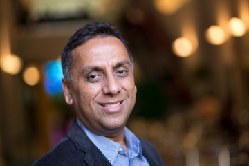 Bloomberg Distinguished Professor Nilanjan Chatterjee