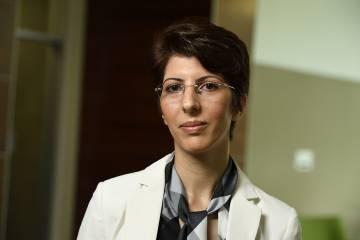 Soudeh Ghorbani, associate professor of computer science
