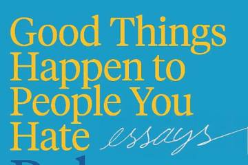 'Good Things Happen' book cover