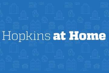 Hopkins at Home logo