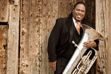Richard White tuba player