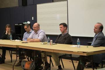 From The Hub: Panel focuses on careers for PhD students outside of academia