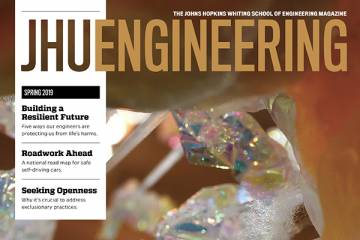 Cover image of Spring 2019 issue