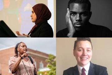 Laila Alawa, Payton Head, Mo Speller, and Monica Yorkman