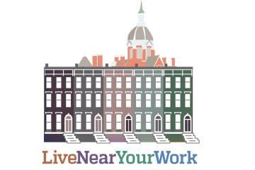 Live Near Your Work logo