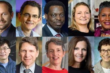 Johns Hopkins faculty members elected to National Academy of Medicine