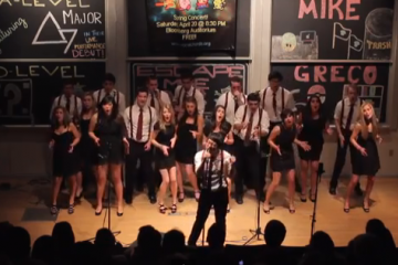 Everybody Talks (Neon Trees), performed by JHU Vocal Chords