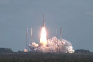 'New Horizons' launch