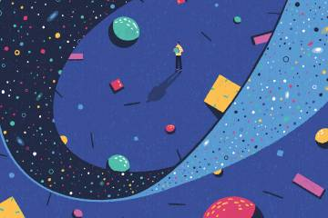 From The Hub: The universe might just be curved