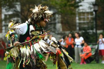 From The Hub: Indigenous Students at Hopkins aims to create sense of community, continuity