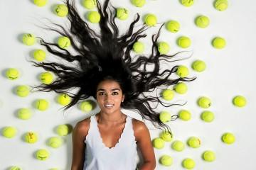 Johns Hopkins tennis player Ashnaa Rao