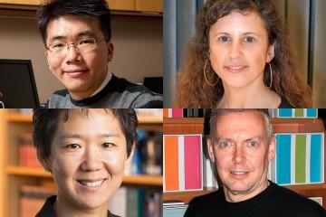 Four new Johns Hopkins Bloomberg Distinguished Professors
