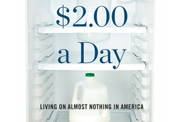 How would you live on 2 dollars a day?