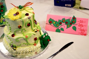 Great literature bake off: Johns Hopkins bakers create delightful desserts inspired by books