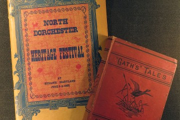 Books from the John Barth collection