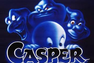 'Casper' movie poster