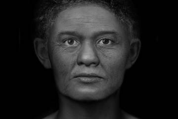 From The Hub: Faces from 2,400 years ago