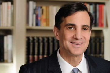 Johns Hopkins University President Ronald J. Daniels