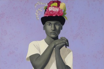 From The Hub: Amy Sherald, commissioned to paint Michelle Obama's official portrait, speaks at JHU this month