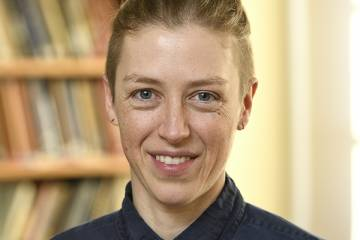 From The Hub: Mathematician Emily Riehl earns President's Frontier Award
