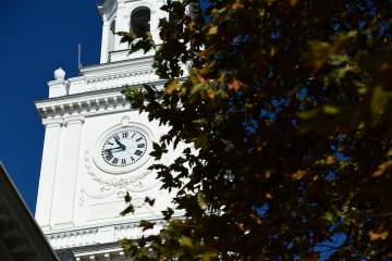 fall-clock