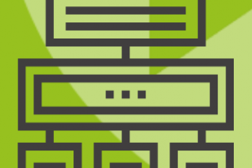 Illustration of a website wireframe diagram on a bright green background