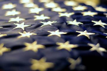 Stars from the flag