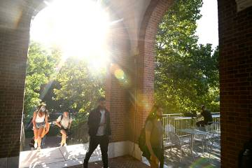 From The Hub: Johns Hopkins remains No. 9 in annual 'U.S. News' college rankings