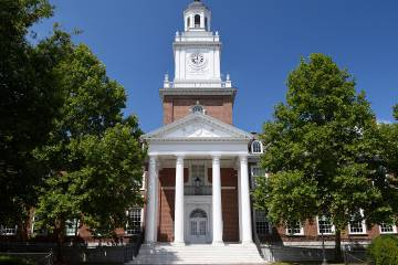 From The Hub: Johns Hopkins No. 13 in 'Times Higher Education' World University Rankings