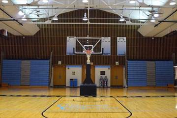 Goldfarb Gym at Johns Hopkins University
