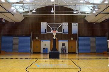 Goldfarb Gym at Johns Hopkins University