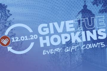 Johns Hopkins Giving Tuesday