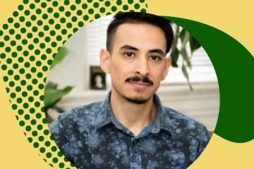 Headshot of Marcelo Hernandez Castillo