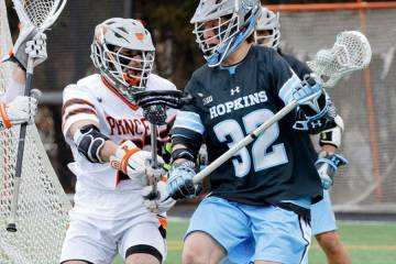 Johns Hopkins vs. Virginia lacrosse