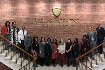 HopkinsLocal advisory board