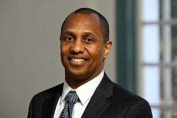 Ian Matthew-Clayton, executive director of Talent Acquisition