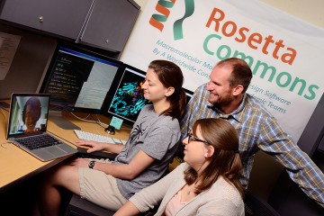 Rosetta Commons facilitates collaborative research