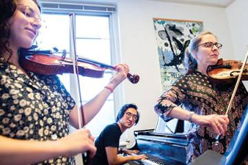 From The Hub: Music for all