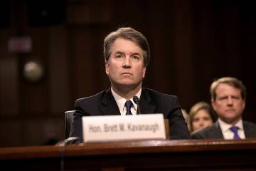 From The Hub: Vesla Weaver: Kavanaugh hearings fit pattern of 'maximum tolerance' for affluent white men