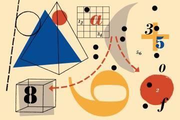Math illustration