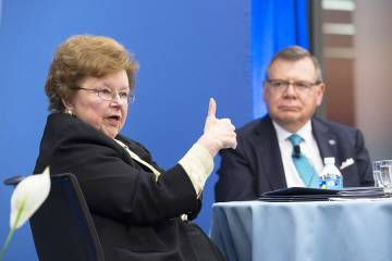 From The Hub: Barbara Mikulski reflects on 100th anniversary of 19th Amendment