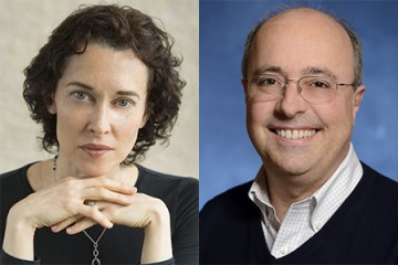 Jennifer Elisseeff and Charles Meneveau