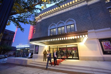 A Grand Premiere For Baltimore S Renovated Parkway Theatre