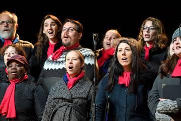 Community Chorus of Peabody performing