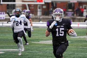 Mount Union touchdown