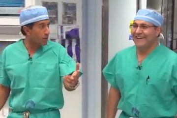CNN's Sanjay Gupta interviews Dr. Q