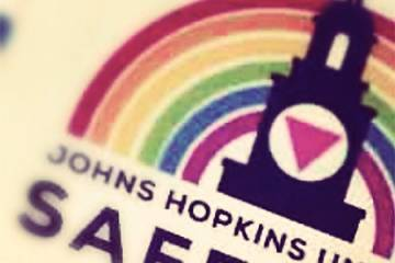 Safezone training sticker